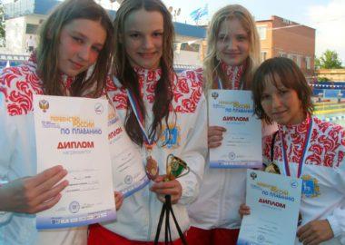 Первенство России в Волгограде