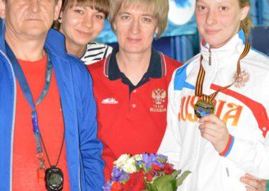 Чемпионат России в Москве