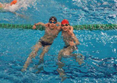 Турнир по плаванию в Рузе