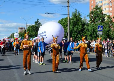 Открытие Фестиваля-2015