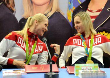 Диалог с чемпионками Рио
