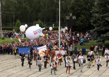 Открытие Фестиваля-2013