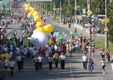 Фестиваль гандбола-2012 (день 1)