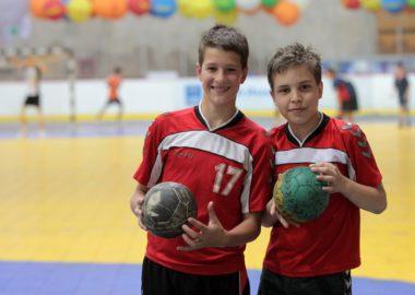 Фестиваль гандбола-2014 (день 3)