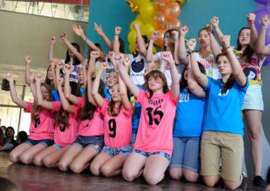 Фестиваль гандбола-2015 (конкурс)