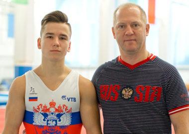 Андрей Маколов и Олег Ярыгин