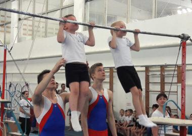 «Юный гимнаст» в Тольятти