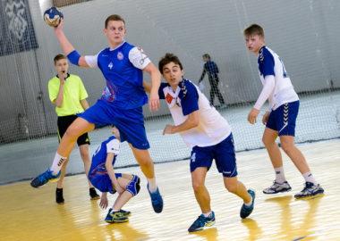 Финал (юноши 2004 г.р.) в Тольятти: дни 1-3