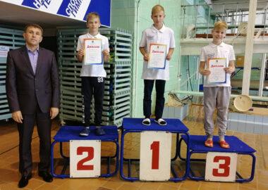 «Юный пловец»: итоги